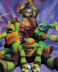 Teenage Mutant Nınja Turtles