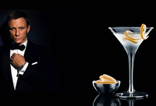 THE BOND COCKTAIL
